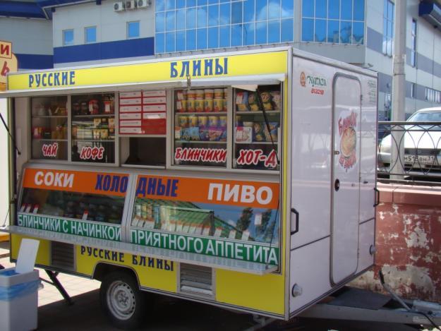 Московские киоски и палатки заменят на объекты шаговой доступности