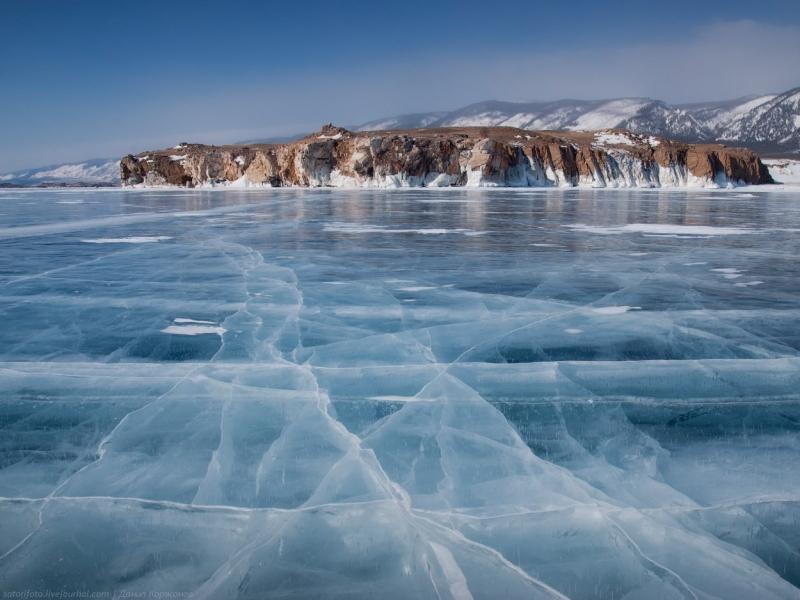 Ледовый переход «Шаг в чистое будущее-3» состоится на Байкале
