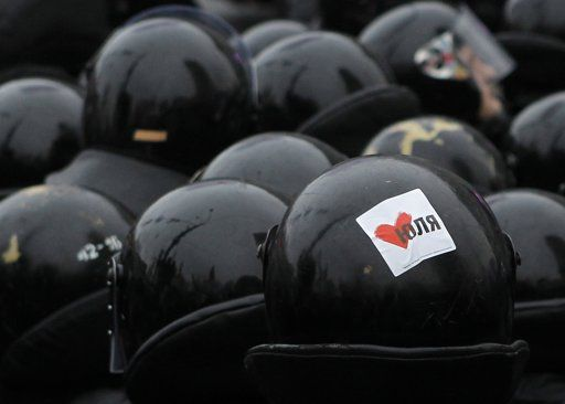 Тимошенко то против применения силы, то за движение сопротивления