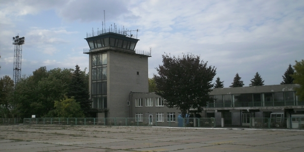 Силовики заявляют, что аэродром Краматорска атаковали террористы