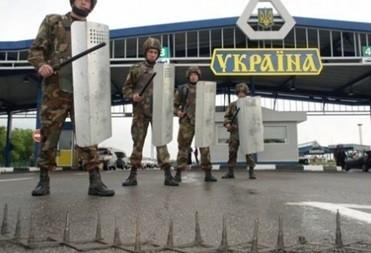 На российско-украинской границе вырыли 600 км противотанковых рвов