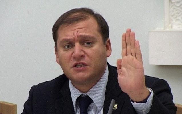 Михаил Добкин предлагает вернуть украинцам российские каналы