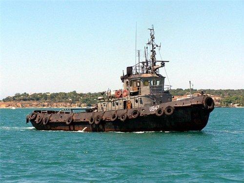 Долг украинского флота погасят металлоломом