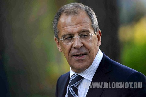 Лавров заявил, что России не нужен юго-восток Украины