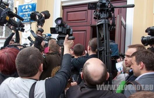 В Харькове проходят массовые суды