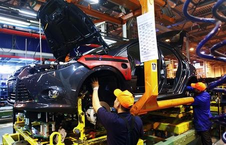 700 сотрудников завода Ford в Ленинградской области потеряют работу