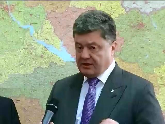 В штабе Порошенко обеспокоены безопасностью кандидата