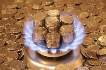 Долг Украины за газ вырос до 3 млрд 492 млн долларов