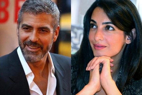 Джордж Клуни снова женится?