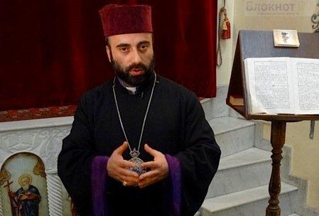 Епископ Армянской Церкви призывает патриарха Кирилла остановить войну в Сирии