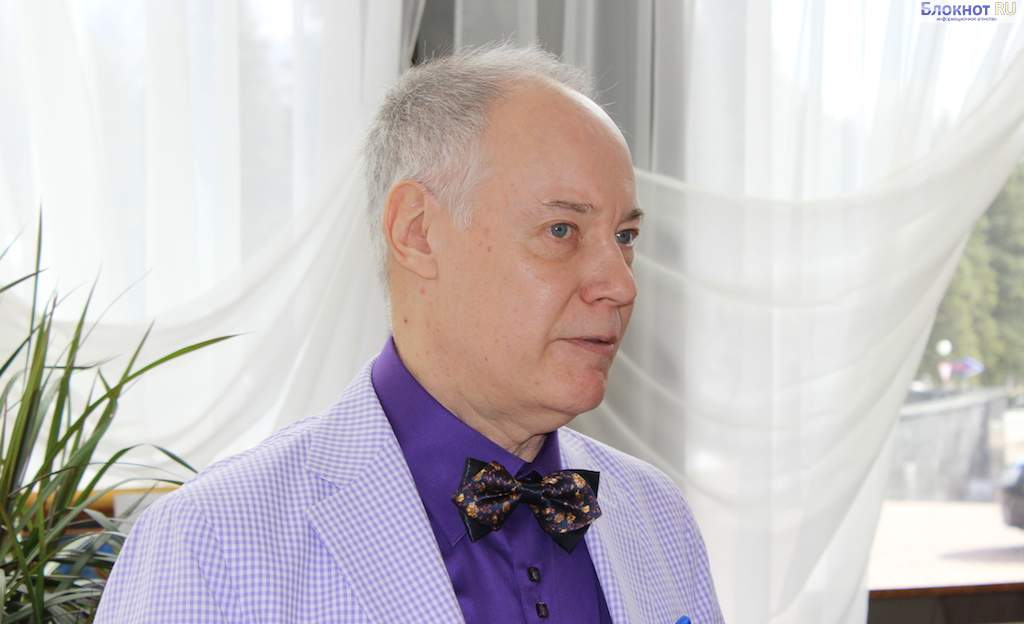 Владимир Конкин: