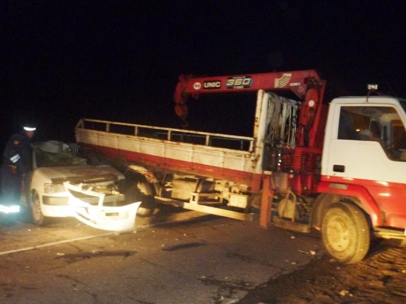 Крупная авария на трассе «Иркутск-Чита»: пострадали три человека