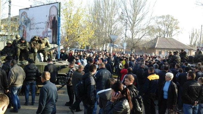 Что случилось с десантниками в Краматорске: откровенный рассказ бойца 25-й бригады, брошенной на город