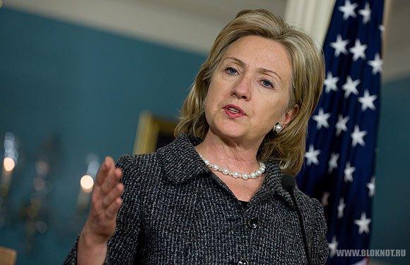 Хиллари Клинтон неприлично говорить о том, что происходит в США, поэтому она хочет в президенты