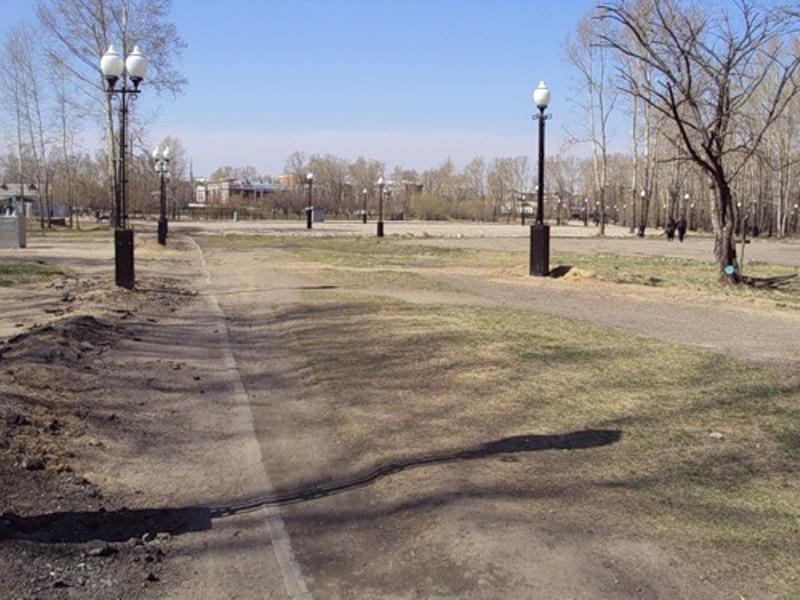 Пьяная иркутянка забыла свою дочь в парке
