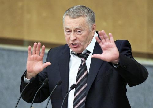 Жириновский может потерять работу в Госдуме