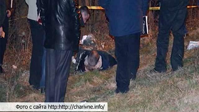 Музычко (Сашко Билый) самоубился по неосторожности?