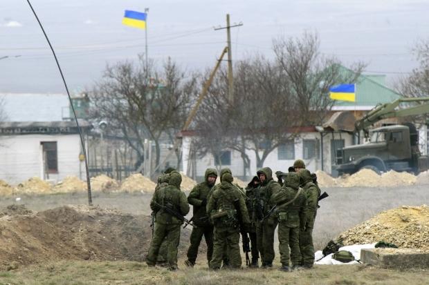 К расправе над Восточной Украиной все готово