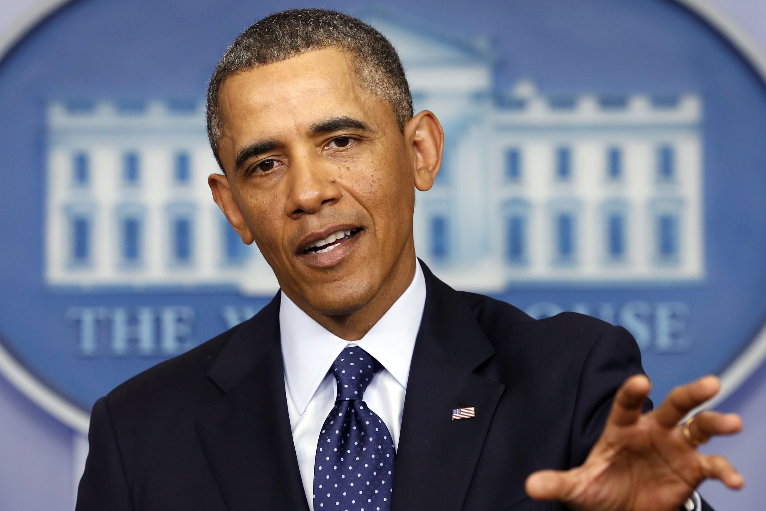 Обама обещал спасти Путина