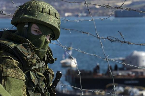 Обеспечивающие безопасность Крымского референдума военные будут награждены