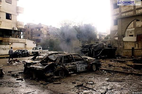В Сирии погибли около сорока бойцов Свободной сирийской армии