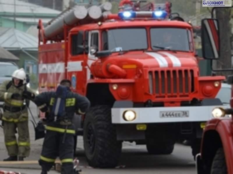 В Иркутске горела многоэтажка. Эвакуированы 18 человек .