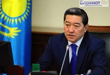 Премьер-министр Казахстана ушел в отставку