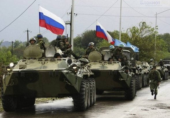 Россия не будет вводить войска на восток Украины без разрешения ООН