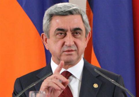 Президент Армении: Ни одна страна не должна платить за свой интеграционный выбор