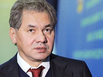 Шойгу опроверг информацию о российских диверсантах на Украине