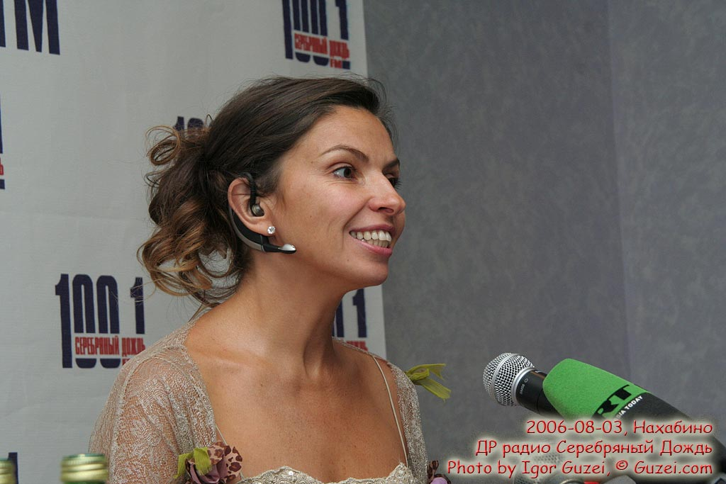 Синдеева получила вид на жительство в Латвии