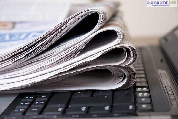 Олег Пахолков: 95 процентов всех СМИ Украины скуплены компаниями из стран НАТО