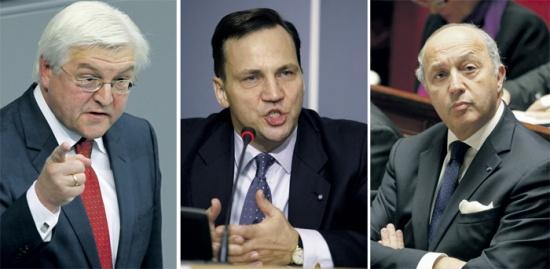 Крымский урок: Германия, Франция и Польша призывают смягчить восточную политику ЕС и НАТО