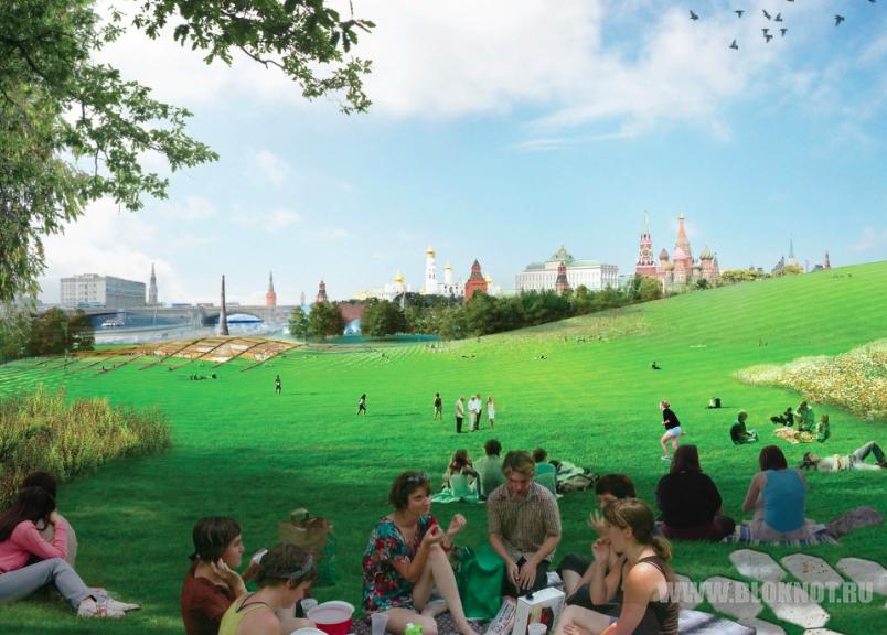 Первый в России парк мировых религий оснастят новейшим технологическим оборудованием
