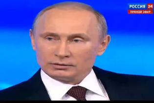 Владимир Путин рассказал, как пришел к решению вернуть Крым