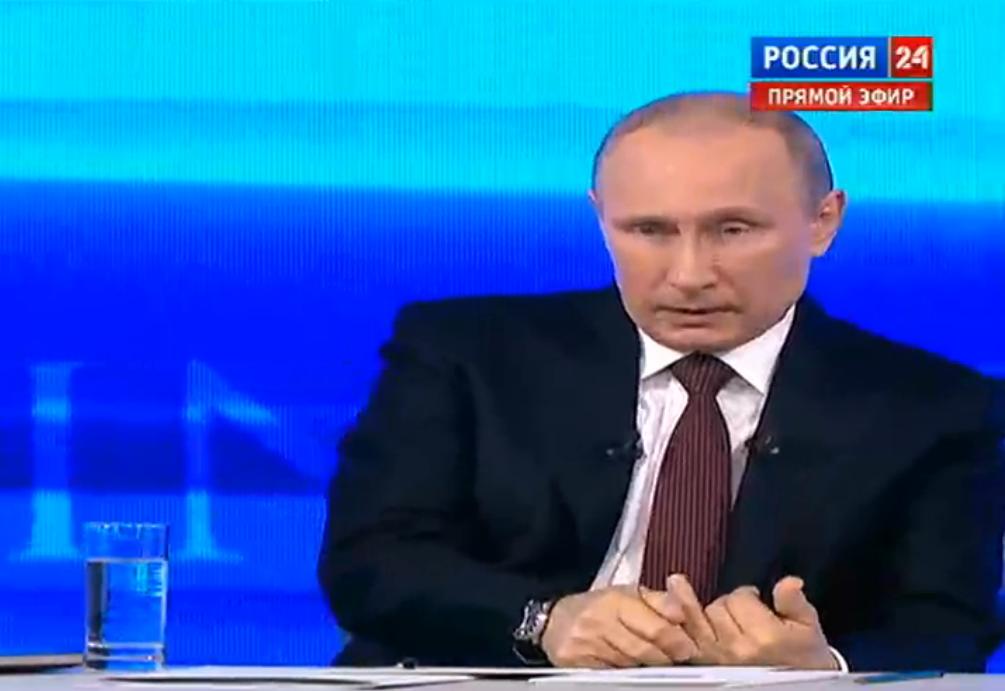 Владимир Путин ответил, не потеряет ли Крым своего своеобразия