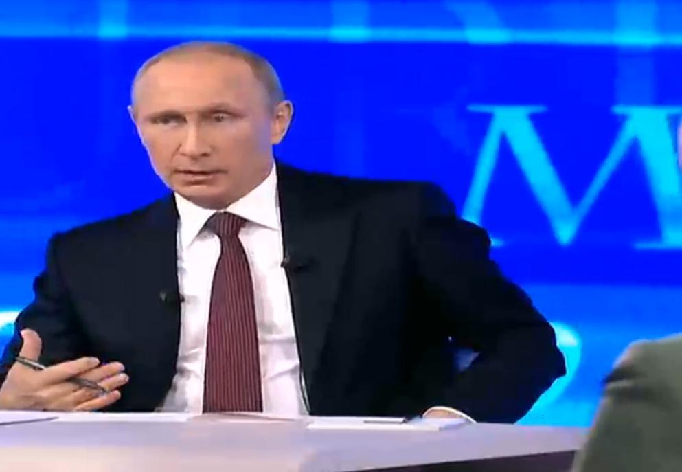 Владимир Путин о мерах по реабилитации крымских татар