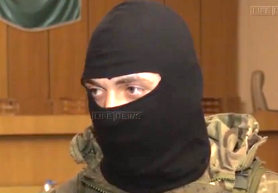 Боец 25-й дивизии ВДВ Украины: «Я никуда не вернусь, я останусь с народом, буду стоять тут с ним до конца»