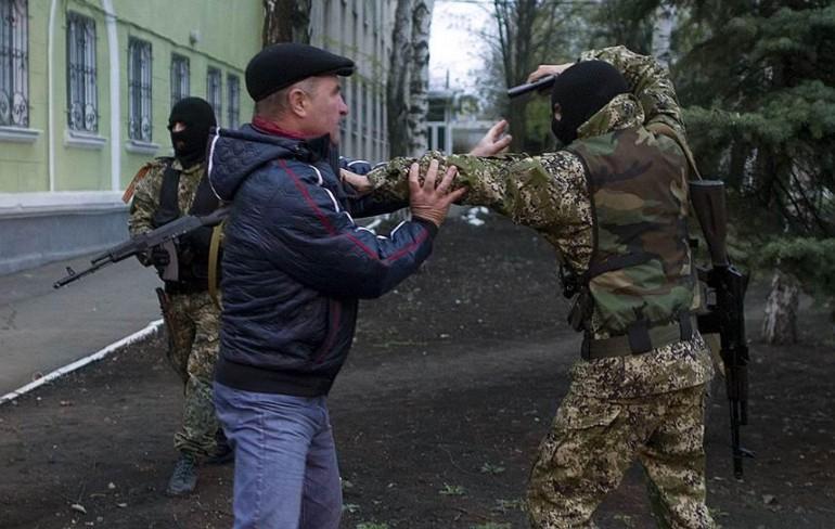 Боевая сводка из Славянска и Краматорска