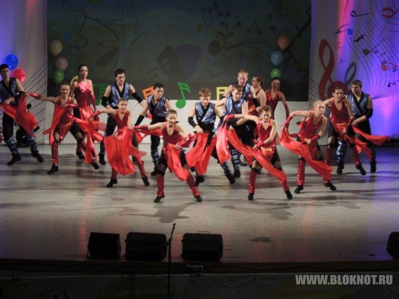 В Иркутске стартовал фестиваль «Студенческая весна – 2014»