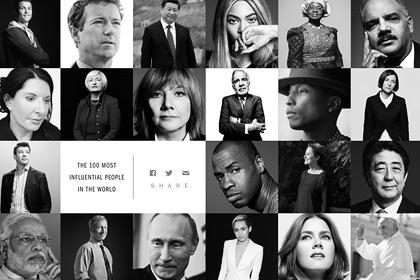 Американский журнал Time считает Путина и Сноудена влиятельнейшими людьми в мире