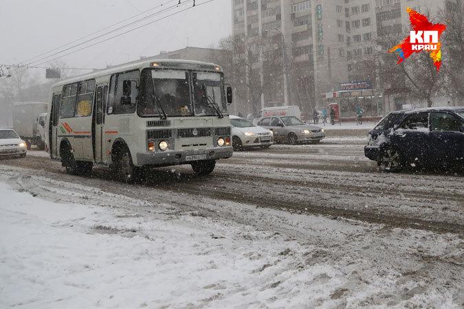 Сегодня в Челябинске из-за тяжелой дорожной обстановки на маршрут не выйдут трамваи