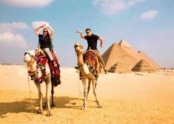 Туристическая виза в Египет подорожает до 20 долларов