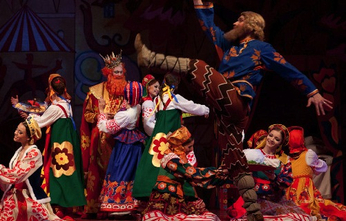 В Лондоне покажут русскую оперу-балет «Золотой петушок»