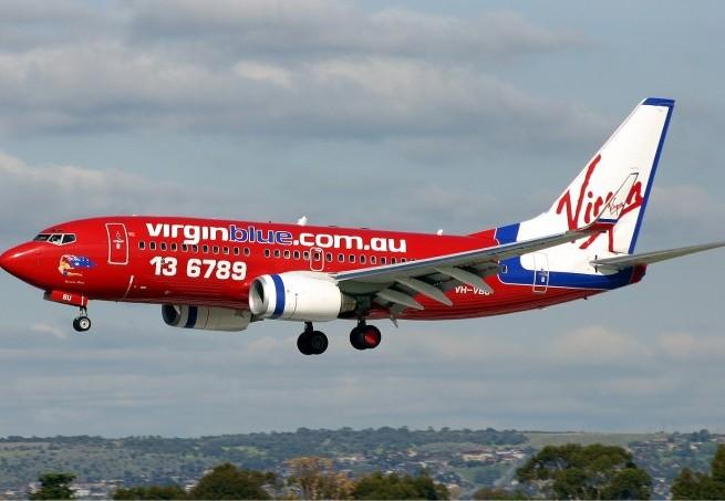 Захвачен самолет австралийской авиакомпании Virgin Blue
