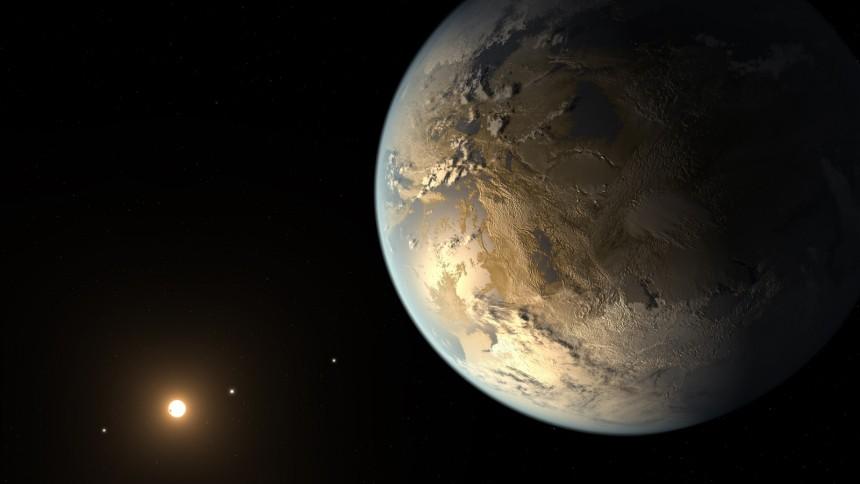 Астрономы нашли точную копию Земли