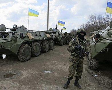 Украина приостановила силовую операцию в Славянске