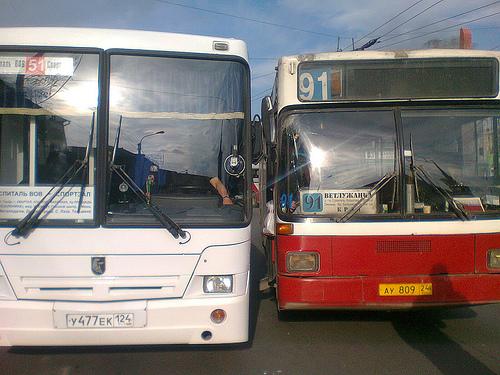 автобусов бьют рекорды по