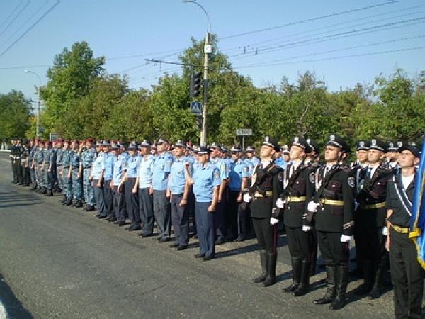 Отряды местных добровольцев формируются в 19 областях Украины