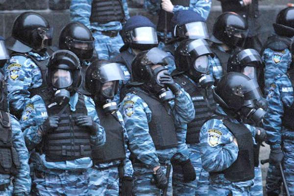 Львовский «Беркут» отказался ехать на восток Украины. Назначено служебное расследование